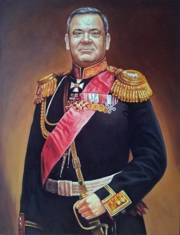 Где заказать портрет маслом в Мурманске?