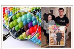 Алмазная мозаика по фото заказать в Мурманске